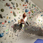 Ania Bouldering